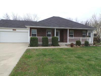 Joplin MO Single Family Home For Sale: $125,000