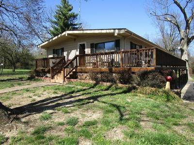 Jasper County Single Family Home For Sale: 19149 State Highway 96