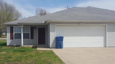 Jasper County Rental For Rent: 205 Haley Place