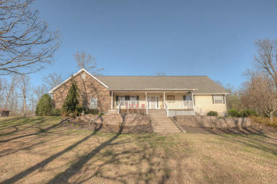 Newton County Single Family Home For Sale: 12153 Wildlife Road