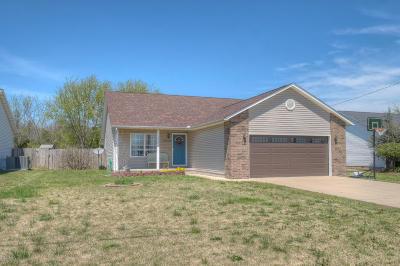 Jasper County Single Family Home For Sale: 1907 W 2nd Street