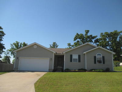 Jasper County Rental For Rent: 4310 W 27th