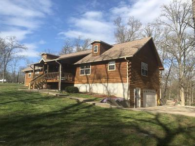 Carl Junction MO Single Family Home For Sale: $249,900