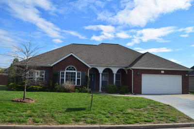 Webb City MO Single Family Home For Sale: $184,900