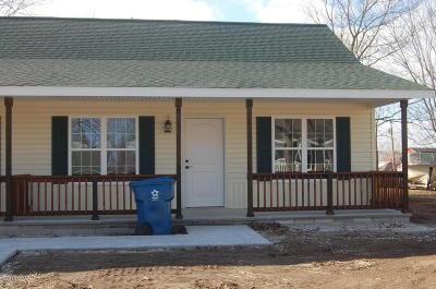 Jasper County Single Family Home For Sale: 714 S Roney #1