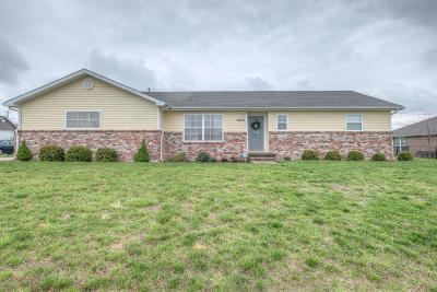 Joplin MO Single Family Home For Sale: $147,900