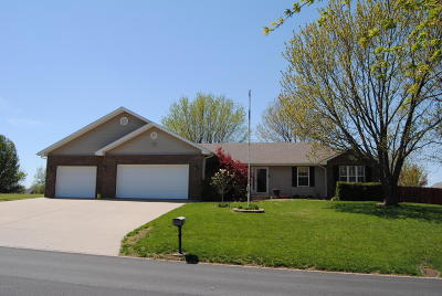 Joplin MO Single Family Home For Sale: $198,000