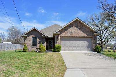 Joplin MO Single Family Home For Sale: $154,950