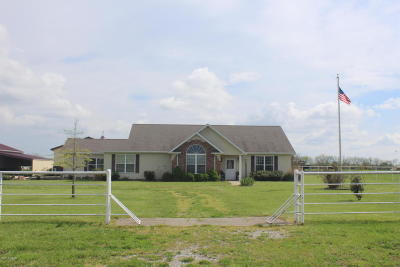 Newton County Farm & Ranch For Sale: 20675 Highway J
