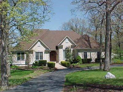 Newton County Single Family Home For Sale: 1121 Bradley Lane