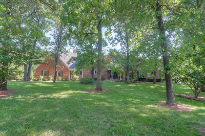 Newton County Single Family Home For Sale: 5676 Rivercrest Valley Drive
