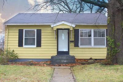 Newton County Single Family Home For Sale: 3334 S Pearl