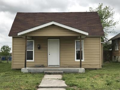 Jasper County Multi Family Home For Sale: 2216 S Connor Avenue
