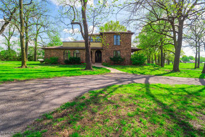 Jasper County Single Family Home For Sale: 2102 N Duquesne Road