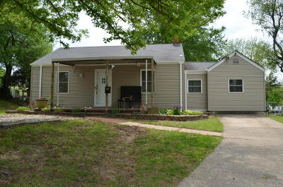Newton County Single Family Home For Sale: 1100 Crest Court