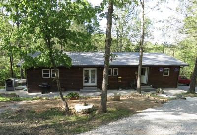 McDonald County Single Family Home For Sale: 882 Grand Lane