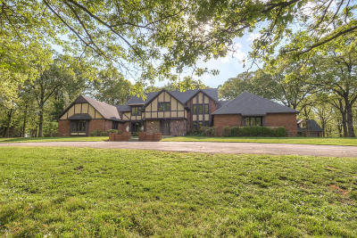 Newton County Single Family Home For Sale: 74 Horseshoe Drive