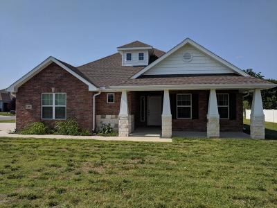 Jasper County Single Family Home For Sale: 405 Meadowlake Drive