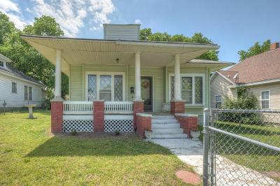 Jasper County Single Family Home For Sale: 310 N Jackson Avenue