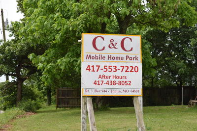 Barry County, Barton County, Dade County, Greene County, Jasper County, Lawrence County, McDonald County, Newton County, Stone County Commercial For Sale: X Express & Expedite Road