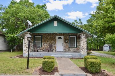 Barry County, Barton County, Dade County, Greene County, Jasper County, Lawrence County, McDonald County, Newton County, Stone County Single Family Home For Sale: 3435 Ruby Way