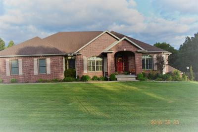 Newton County Single Family Home For Sale: 2 Ridgewood Court