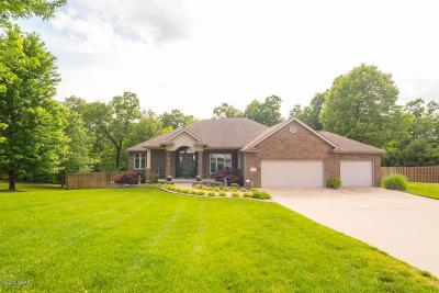 Single Family Home For Sale: 6210 W Highland Drive
