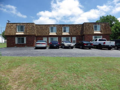 Barry County, Barton County, Dade County, Greene County, Jasper County, Lawrence County, McDonald County, Newton County, Stone County Multi Family Home For Sale: 1920 E 8th Street