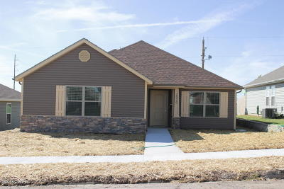 Jasper County Rental For Rent: 2520 Annie Baxter Avenue