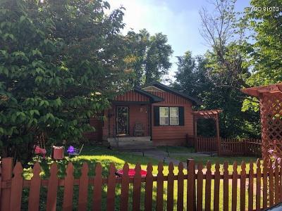 Neosho MO Single Family Home For Sale: $116,500