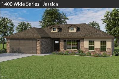 Joplin MO Single Family Home For Sale: $139,998