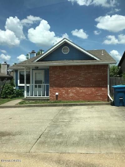 Joplin MO Rental For Rent: $725