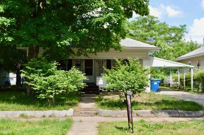 Carl Junction MO Single Family Home For Sale: $59,950