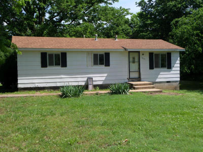 Jasper County Single Family Home For Sale: 1805 Stadium Drive