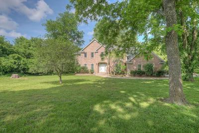 Carthage MO Single Family Home For Sale: $340,000