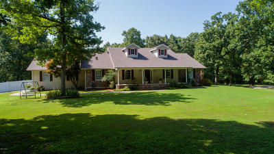 Newton County Single Family Home Active With Contingencies: 6570 Impala Drive