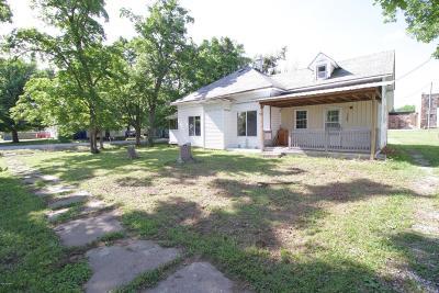 Jasper MO Single Family Home For Sale: $28,500