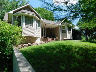 Webb City MO Single Family Home For Sale: $206,700