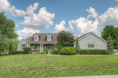 Jasper County Single Family Home For Sale: 1482 Piper Drive