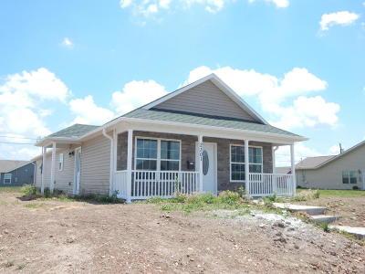 Jasper County Single Family Home For Sale: 2301 Virginia