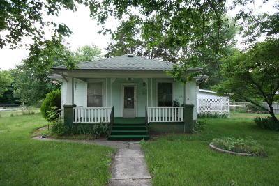 Jasper County Single Family Home For Sale: 508 Irwin