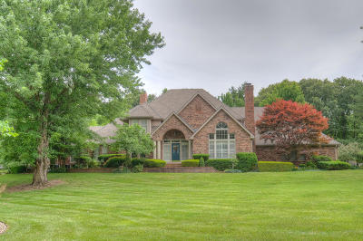 Jasper County Single Family Home For Sale: 902 S Quail Run
