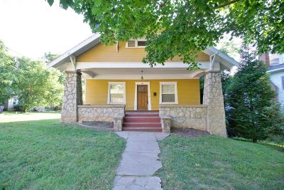 Newton County Single Family Home For Sale: 414 S Jefferson