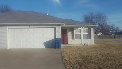 Jasper County Rental For Rent: 203 Haley Place