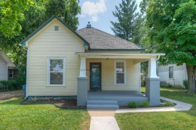 Jasper County Single Family Home For Sale: 617 S Gray Street