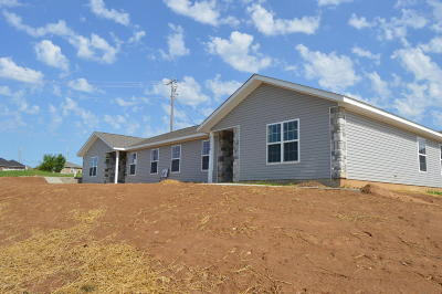 Jasper County Rental For Rent: 2530 S Picher Avenue #A & B