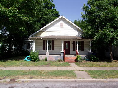 Joplin MO Single Family Home For Sale: $23,990