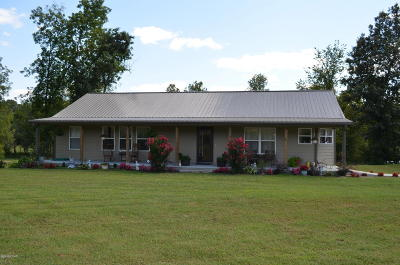 Neosho Single Family Home For Sale: 19323 Nettle Road