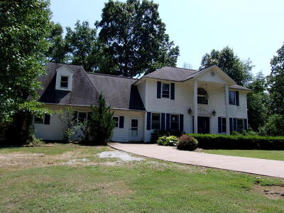 Carl Junction MO Single Family Home Sold: $111,680