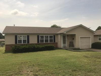 Joplin MO Single Family Home For Sale: $98,900